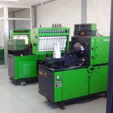 Laboratorio Diesel Guadalajara