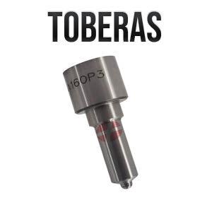 Toberas
